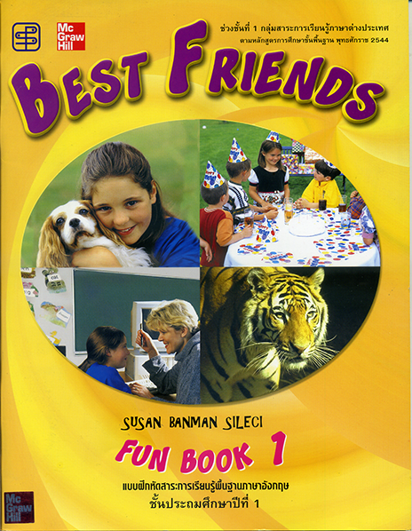 Best Friends Student Book 1